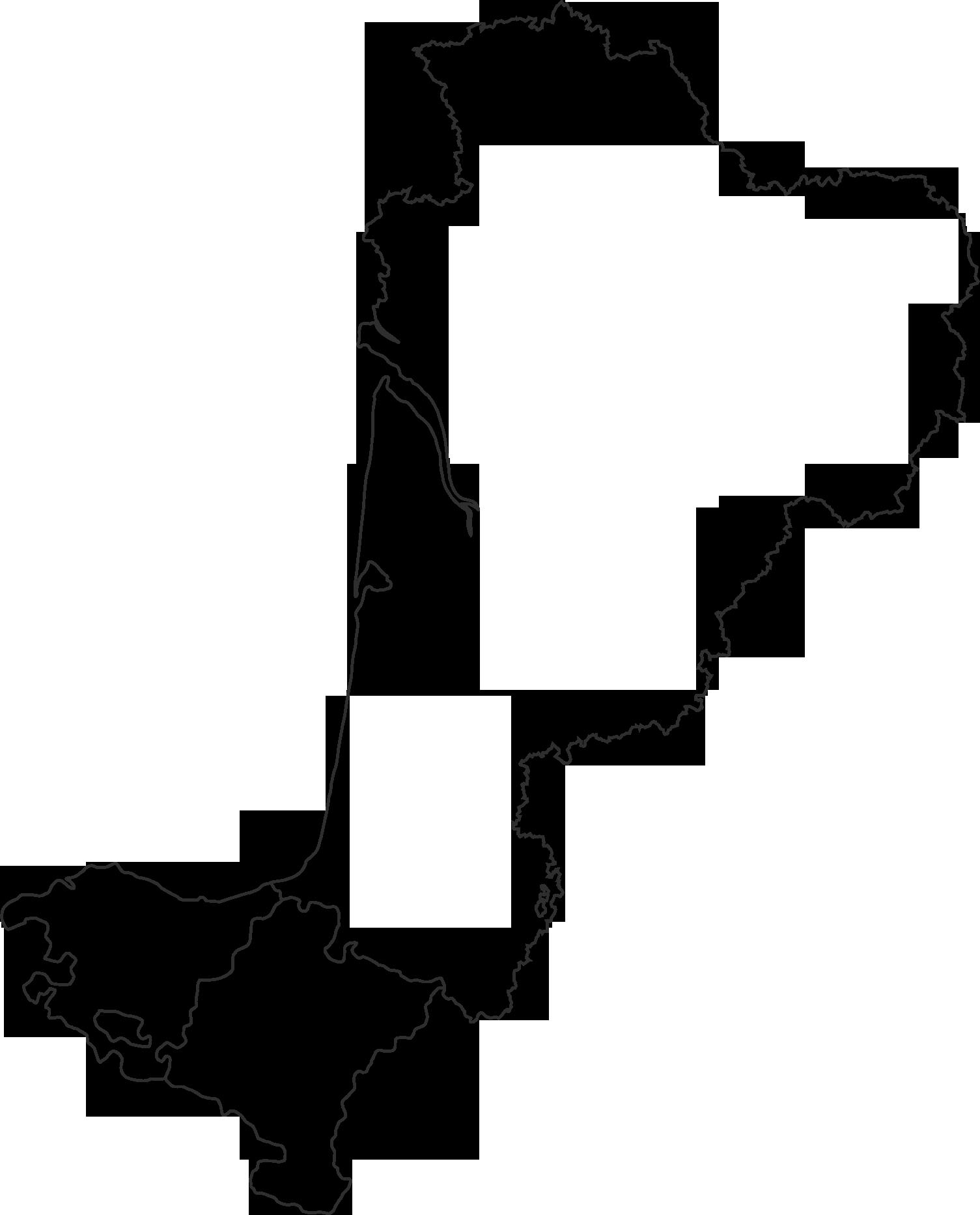 COMPET'plus, imagen tres territorios