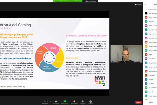 Webinar ICC Industria Asociacion BASQUEGAME imagen1