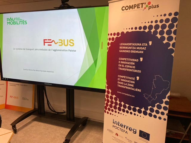 El proyecto Interreg POCTEFA COMPET'plus visita MUBIL y FEBUS
